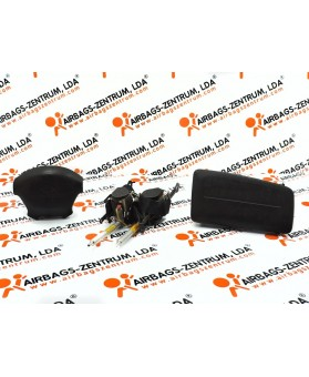 Kit de Airbags - Nissan Primera 1995 - 2000