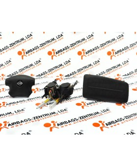 Kit de Airbags - Nissan Primera 2000 - 2002