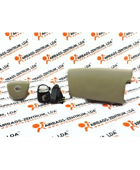 Airbags Kit - Nissan Murano...