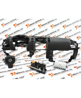 Kit Airbags - Nissan X-Trail 2007 - 2013