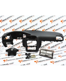 Airbags Kit - Peugeot 406 1995 - 1999