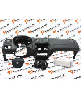 Airbags Kit - Seat Ibiza 2014 - 2017