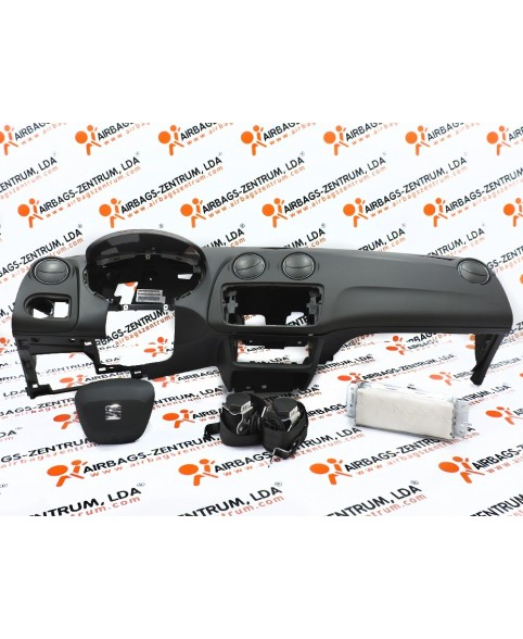 Kit de Airbags - Seat Ibiza 2014 -