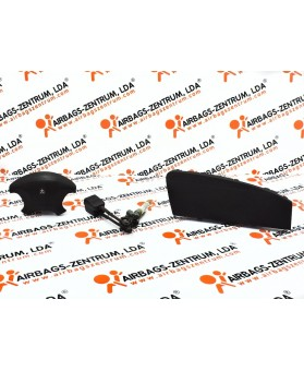 Kit de Airbags - Citroen Xsara 1997 - 2000