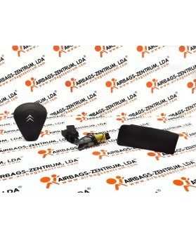 Kit de Airbags - Citroen C3...
