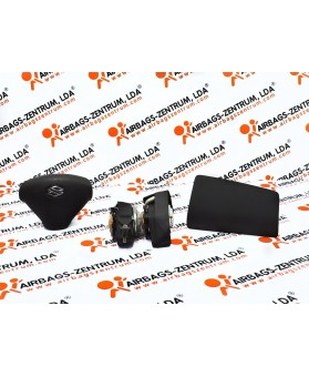 Kit de Airbags - Suzuki Grand Vitara 2000 - 2005