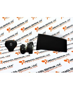 Kit de Airbags - Suzuki Grand Vitara 2005 - 2015
