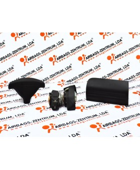 Kit Airbags - Suzuki Wagon 2000 - 2007