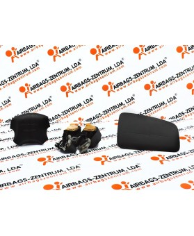 Kit de Airbags - Subaru Impreza 2001 - 2007