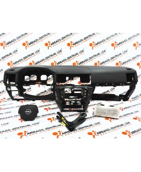 Kit de Airbags - Opel Vectra C 2002-2008