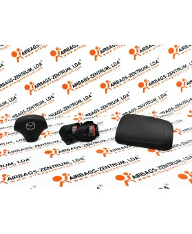 Kit de Airbags - Mazda Mx-5 1998 - 2004
