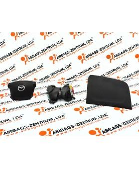 Airbags Kit - Mazda Premacy...