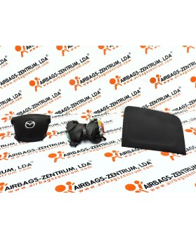 Kit de Airbags - Mazda Premacy 1999 - 2004