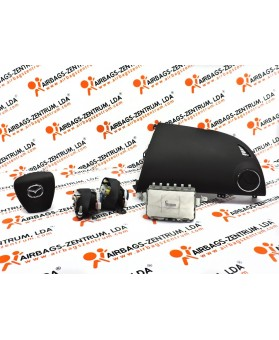Kit de Airbags - Mazda 6 2008 - 2012
