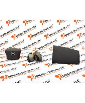 Airbags Kit - Mazda Demio...