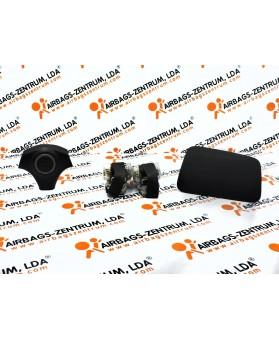 Kit de Airbags - Toyota RAV4 2000 - 2005