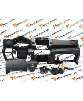 Airbags Kit - Toyota RAV4 2011 - 2013