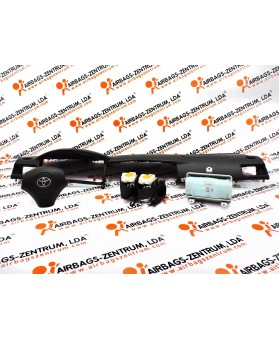 Airbags Kit - Toyota Corolla 2002 - 2005