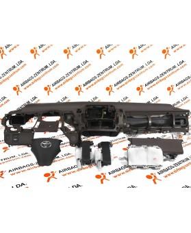Kit de Airbags - Toyota IQ 2009 - 2014