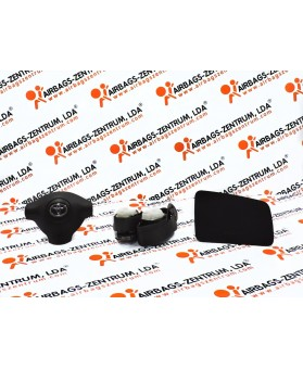 Kit de Airbags - Toyota Yaris 2003 - 2005