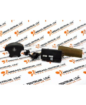 Kit de Airbags - Jaguar X-Type 2001 - 2009