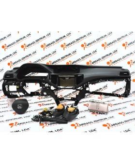 Kit de Airbags - Honda...