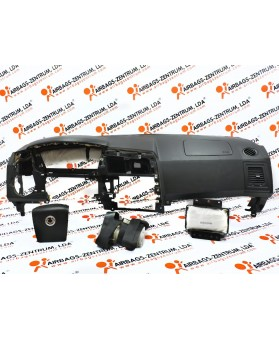 Airbags Kit - Ssangyong Kyron 2006 - 2014