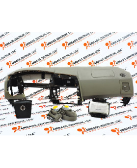 Airbags Kit - Ssangyong...
