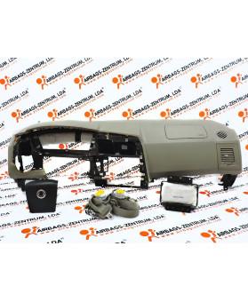 Kit de Airbags - Ssangyong Kyron 2006 - 2014