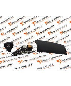 Airbags Kit - Honda Jazz...