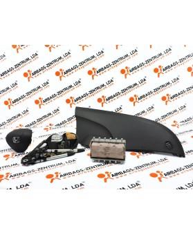 Kit Airbags - Honda Jazz 2008 - 2013