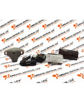 Airbags Kit - Rover 75 1999 - 2004