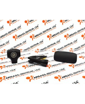 Airbags Kit - MG ZR 2001 - 2005