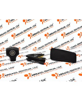 Kit de Airbags - MG ZS 2001 - 2005