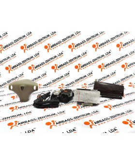 Kit Airbags - Rover 75 1999 - 2004