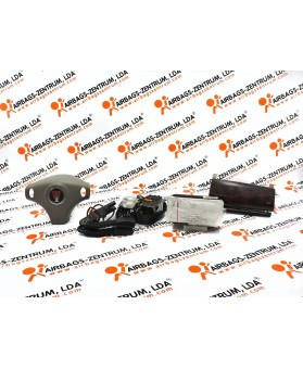 Airbags Kit - Rover 75 2004...