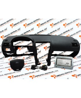 Kit Airbags - Ford Mondeo 2003 - 2006