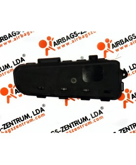 Seat airbags - Renault Scenic II 2007 - 2009