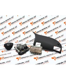 Kit Airbags - Honda Civic Hybrid 2006 - 2011