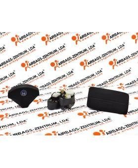 Kit Airbags - Honda HR-V 1999 - 2006