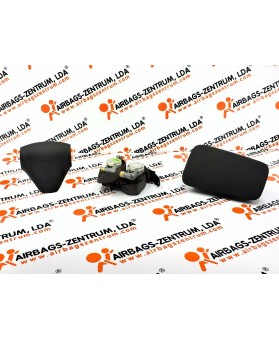 Kit de Airbags - Kia Rio...