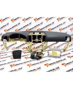 Airbags Kit - Kia Sorento 2002 - 2009