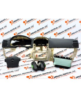 Kit de Airbags - Kia Cerato 2004 - 2007