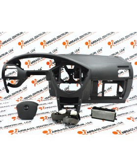 Airbags Kit - Kia Carens 1999 - 2006