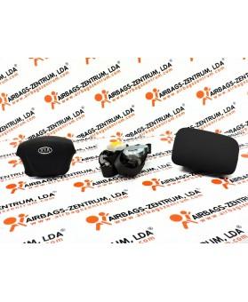 Kit de Airbags - Kia Carens...