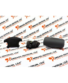 Airbags Kit - Kia Shuma 1997 - 2003