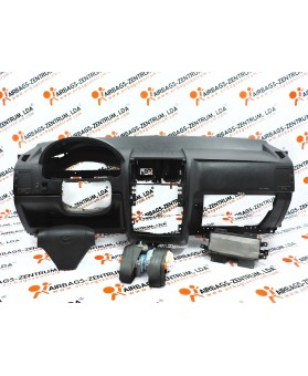 Airbags Kit - Hyundai Getz...