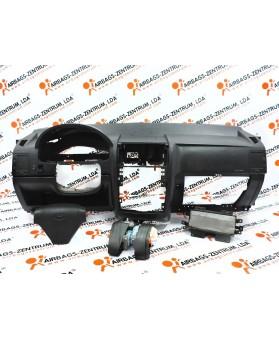 Kit Airbags - Hyundai Getz...