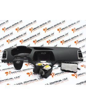 Kit de Airbags - Hyundai i20 2008 - 2014