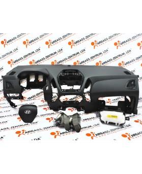 Kit Airbags - Hyundai ix35 2010 -